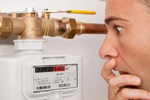 Gasanbieter wechseln, um Überraschung zu vermeiden