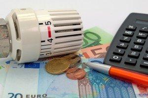 Gasverbrauch reduzieren spart Geld ein!